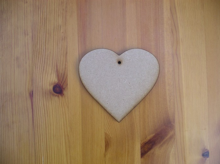 Heart 100mm (H2)