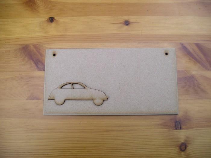 (P11) Car Plaque