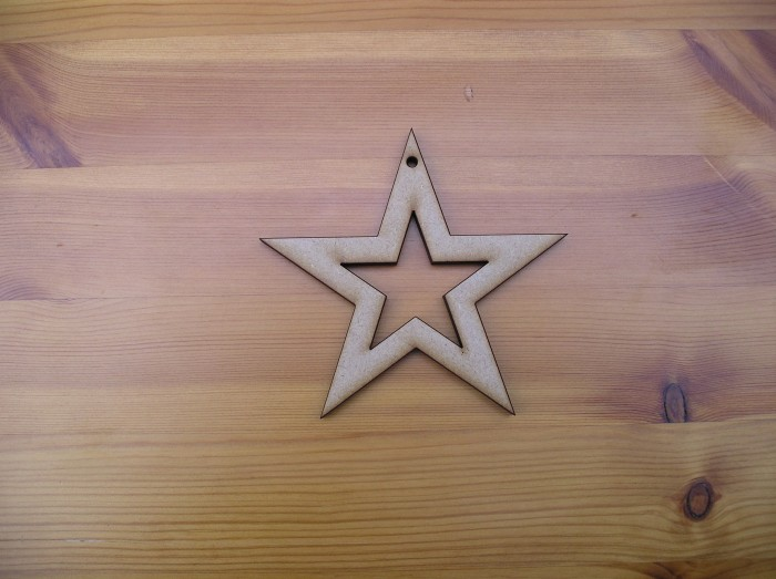 (S4 )Cut out Star