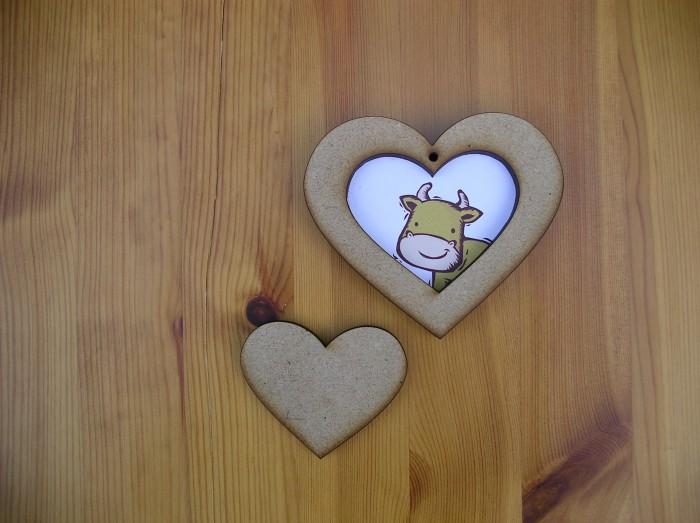 Heart Frame (H13)