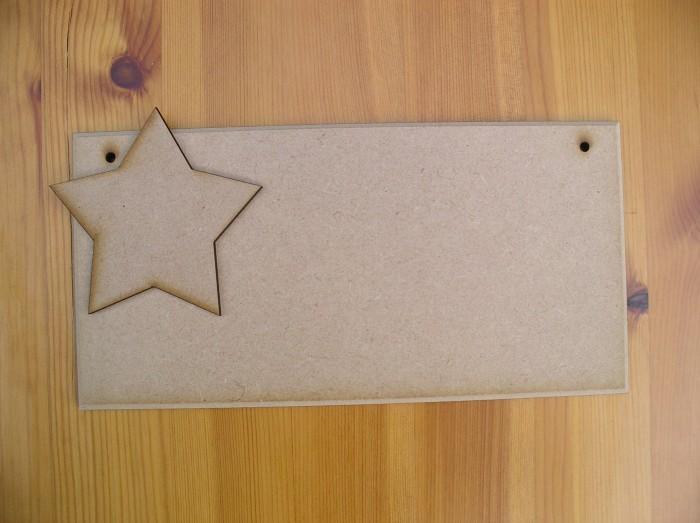 (P9) Star Plaque