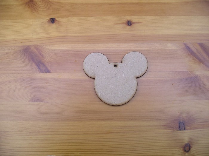 (G2) Mickey Mouse Head