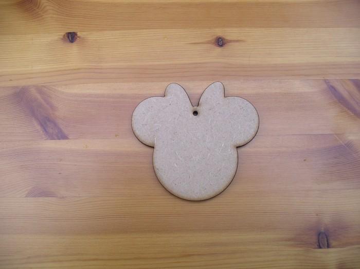 (G1) Minnie Mouse Head