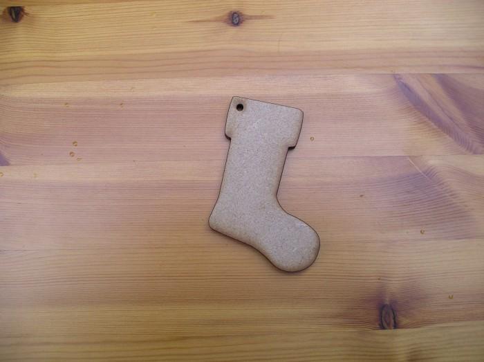 Stocking (C4) 93 mm H x 57 mm W