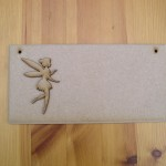 (P12) Tinkerbell Plaque