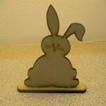 (E2) Free-standing Bunny