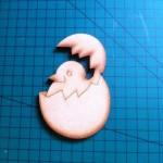 (E1) Egg & Chick