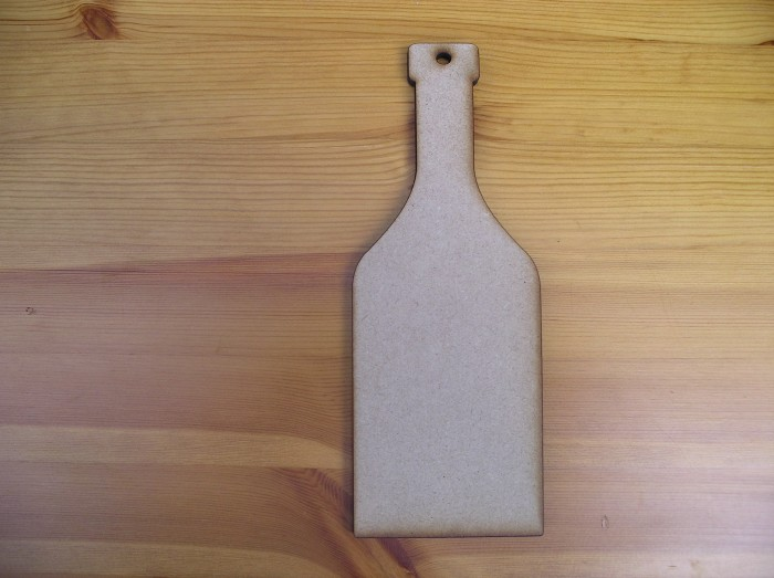 (G8) Wine Bottle Blank