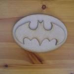 (P33) Batman Oval Plaque