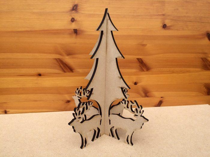 Reindeer Stag Tree.