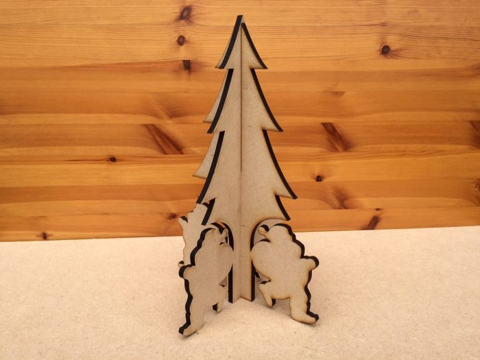 Santa Tree.