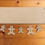 Ginger Bread Man Plaque